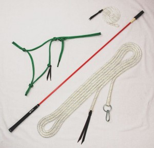 Basic kit with 6.7 m rope